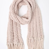 Me To We Chunky Scarf - Womens Scarves