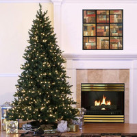 Artificial Christmas Tree - 7.5 Ft. - Camdon Fir