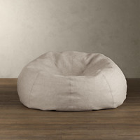 linen bean bag - Google Search