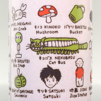 Totoro and Friends Japanese Teacup by Benelic