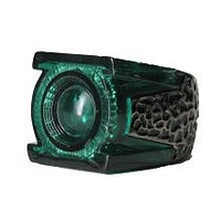 Green Lantern Movie Exclusive DieCast Power Ring Keychain Included!