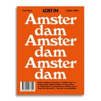 Lost In City Guide Amsterdam