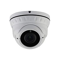 CamVtech 2.4MP 1080P HD 4-in-1 CCTV Camera 2.8 Vari-Focal Lens, Metal Case, Wide Angle Zoom Indoor & Outdoor-Day & Night White Home Security Surveillance Dome Camera – White
