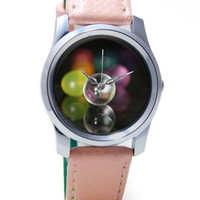 Balls Photography Poster Wrist Watch