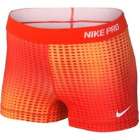 "Nike Women's Printed 2.5"" Pro Shorts - Dick's Sporting Goods"
