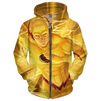 The Reverse Flash Hoodie