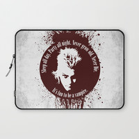 Lost Boys Laptop Sleeve by Fimbis