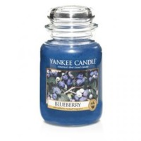 Blueberry : Large Jar Candle : Yankee Candle