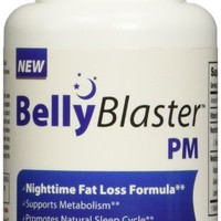Belly Blaster PM - Night Time Weight Loss Pill - Loss Weight While You Sleep - 30 Capsules