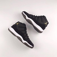 Air Jordan Retro 11 XI PRM 'Heiress Black Stingray' Shoes