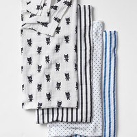 Gap Babygap X Aden + Anais Print Swaddle Blanket 4 Pack Size One Size