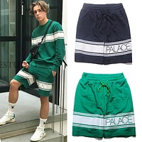 Palace Fashion Casual Sportswear Shorts