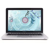 Apple MacBook Pro Core 2 Duo P8700 2.53GHz 4GB 128GB SSD DVD±RW GeForce 9400M 13.3 LED Notebook OSX w/Cam (Mid 2009)