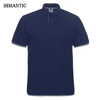 New Men's Polo Shirt For Men Designer Men Cotton Short Sleeve shirt clothes jerseys golf tennis