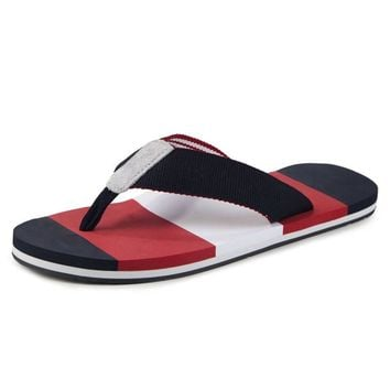 New summer Sandals beach vacations men's Slippers men's fashion Shoes