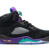 DCCK Air Jordan 5 Retro 'Black Grape'