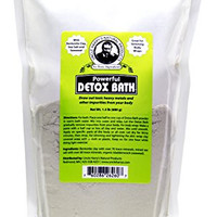 Uncle Harry's Natural Bentonite Clay Detox Bath, 1.5 Lbs