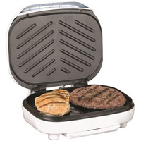 2-slice Electric Contact Grill