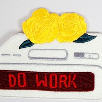 Rosehound Apparel Large Dream Machine Patch - View all - NEW IN - Womens