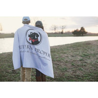 Southern Proper Game Day Blanket