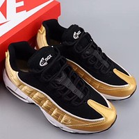 Trendsetter Nike Air Max 95 Tt Women Men Fashion Casual  Sneakers Sport Shoes