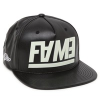 Hall of Fame Jumble Snapback Hat - Mens Backpack - Black - One