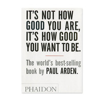 It's Not How Good You Are... Book - Urban Outfitters