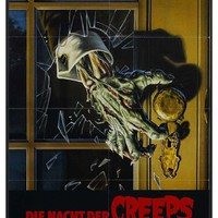 Night of the Creeps (German) 27x40 Movie Poster (1986)