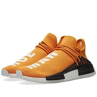 ADIDAS X PHARRELL WILLIAMS HU HUMAN RACE NMD - BB3070-7.5