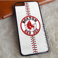 Boston Red Sox Football iPhone 6   6S Case