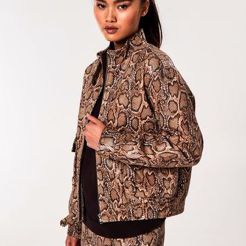 Chindna Leather Jacket