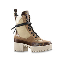 Products by Louis Vuitton: Laureate Platform Desert Boot