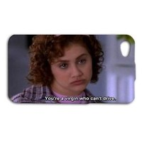 Funny 90's Quote Phone Case Fun Cute Movie Cover iPhone iPod Clueless Cool Girl