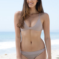 ACACIA SWIMWEAR - Jaws Top | Driftwood