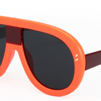 Ole School Frame Sunglasses