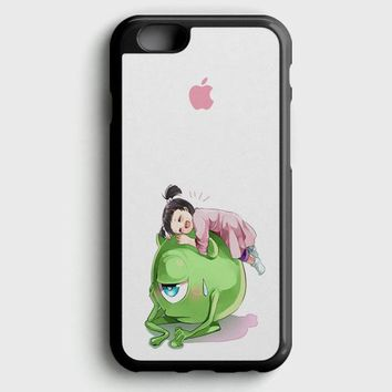 Monster Inc Cute Mike And Boo iPhone 6 Plus/6S Plus Case