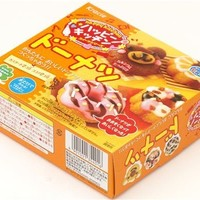 KRACIE POPIN' COOKIN' Happy Kitchen Making Kit (Donuts)