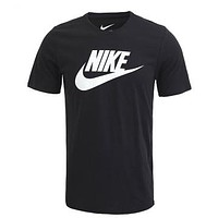 Nike Men Fashion Casual Sports Shirt Top Tee