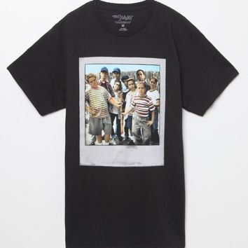 PacSun Sandlot Photo T-Shirt - Mens Tee - Black