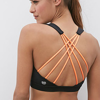 Medium Impact - Strappy Back Sports Bra