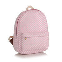 Casual Canvas Korean Backpack = 4887805444