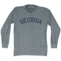 Georgia City Vintage Long Sleeve T-shirt