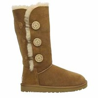 UGG Women's Bailey Button Triplet Boot For Women, Girls - Free Shipping on Uggs