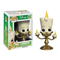 Disney Beauty and the Beast Lumiere Pop! Vinyl Figure Beauty and the Beast Lumiere Pop! Vinyl Figure [FU3896] - $10.44 : The Littlest Gift Boutique, Gifts You Will Want For Yourself!