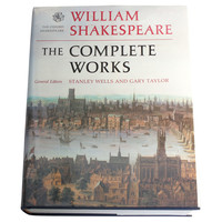 One Kings Lane - Back from the Continent - William Shakespeare: The Complete Works