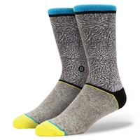 Stance   Elephant GRY L/XL Grey socks   Buy at the Official website Main Website.