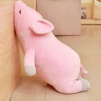 Soft Stuffed Animals Pig Plush Toys Pillow Kawaii Baby Appease Sleeping Doll Cotton Girl Brinquedo Toys For Children