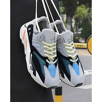 ADIDAS YEEZY 700 tide brand men's retro retro old shoes sneakers 1#
