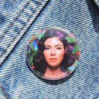 """Marina and the Diamonds Immortal, FROOT Pinback button- 1.25"""""""