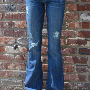 Flare For Fun Jeans